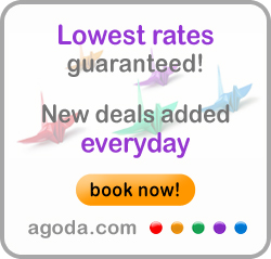 Book Great Hotel Deals with Agoda Today!